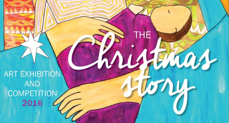 The Christmas Story - Art Competition