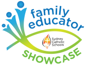Family Educator showcase logo SCS