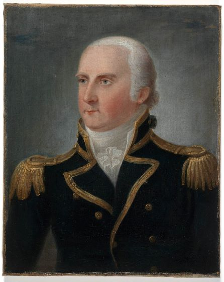 Governor King [oil portrait by unknown artist], Mitchell Library, State Library of New South Wales